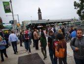 بالصور.. أكثر من 100 جريح فى حادث اصطدام قطار بمحطة نيوجيرسى الأمريكية (تحديث)