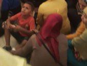 اعتصام أولياء أمور المدارس الرسمية بمحافظة الجيزة لإلحاق أبنائهم بـkg1