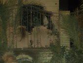 إصابة أمين شرطة و2 من المواطنين بانفجار أمام منزل النائب العام المساعد