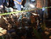 ننشر أول فيديو للحظة انفجار سيارة فى محاولة اغتيال النائب العام المساعد