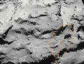 """وكالة الفضاء الأوروبية تطلق لقب """"صان الحجر"""" على موقع هبوط المركبة """"رشيد"""""""