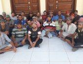 بالفيديو والصور.. 32 صيادا مصريا بالسعودية يناشدون الخارجية إعادتهم لمصر
