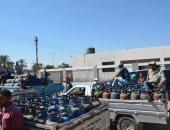 148.4 ألف طن معدل إنتاج البوتاجاز فى مصر خلال شهر واحد