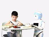 بالصور.. iPal روبوت جديد يربى أطفالك بدلا منك