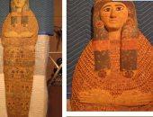 بالصور.. السفارة المصرية فى واشنطن تنجح فى استرداد قطع أثرية مهربة