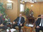 وزير التعليم ينهى زيارته لدمياط ويشيد بإنتاج الكونتر فى كفر سعد