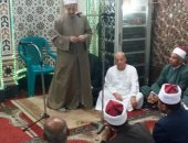 محافظ سوهاج ومدير الأمن والنواب والقيادات الدينية يحتفلون بالعام الهجرى الجديد