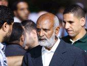 أحمد الشيخ يتخلف عن السفر مع الاتحاد لأسوان بعد وفاة والده