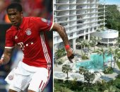 مسلسل بذخ نجوم كرة القدم.. نجم بايرن ميونخ يشترى شقة مقابل 4.5 مليون يورو