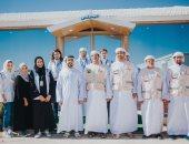 """مبادرة """"كان ياما كان"""" تصل إلى الأطفال اللاجئين فى المخيم الإماراتى الأردنى"""
