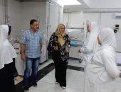 إحالة عامل للتحقيق لتغيبه وإغلاقه محرقة النفايات بمستشفى سمسطا ببنى سويف
