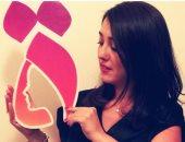 """كندة علوش تشارك بحملة الـ""""ة"""" لدعم المرأة ضد التحرش"""
