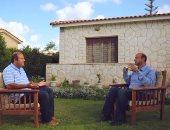 """خالد حنفى لـ """"عمرو اديب"""": استخدمت كل ذخيرتى وخبرتى لخدمة الوطن"""