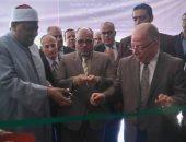 بالصور.. وزير الثقافة يفتتح معرض الكتاب الأول فى جامعة الأزهر