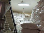 ضبط 6 أطنان مواد غذائية داخل مصنع قبل بيعها بالسوق السوداء فى مدينة بدر