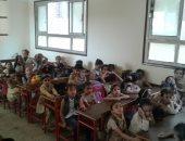 """""""التعليم"""": تطبيق البرنامج العلاجى لضعف القراءة على 845 ألف تلميذ بالابتدائية"""