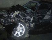 إصابة 5 أشخاص فى حادثى سير منفصلين بالوادى الجديد