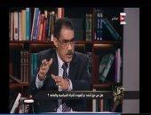 """ضياء رشوان: """"شعبية الرئيس فى الشارع أعلى من الأحزاب مرتين وربع"""""""