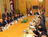 سامح شكرى يلتقى نظيره السودانى فى إطار اجتماعات اللجنة العليا المشتركة