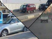 بالفيديو.. خريطة الحالة المرورية فى المحاور والشوارع الرئيسية بالقاهرة الكبرى