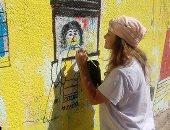 بالصور.. انطلاق مهرجان البرلس للفن التشكيلى بمشاركة الأطفال بكفر الشيخ