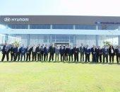 جى بى غبور أوتو تفتتح أكبر مركز متكامل لسيارات هيونداى فى إفريقيا بالإسكندرية