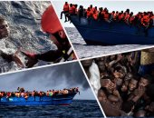 """""""الدولية للهجرة"""": 4500 مهاجر غير شرعى وصلوا أوروبا من مصر العام الماضى"""
