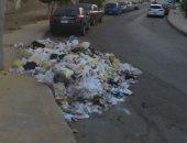 شكوى من انتشار الباعة الجائلين والقمامة بالمنطقة الرابعة فى التجمع الخامس
