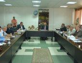 نائب رئيس جامعة أسيوط يلتقى المنسق الوطنى لبرنامج الاتحاد الأوروبى للتعليم العالى
