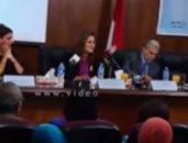 """بالفيديو..ممثلو الاتحاد الأوروبى يشكرون جابر نصار لتصديه لتصريحات """"كشوف العذرية"""""""