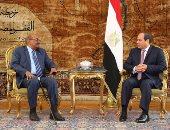 وزير سودانى: المرحلة المقبلة ستشهد مزيداً من التقدم فى العلاقات مع مصر