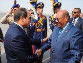 """تشديدات أمنية حول منزل السفير السودانى بالمعادى قبل زيارة """"البشير"""""""