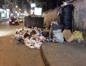 حملات مكثفة لرفع الاشغالات والقمامة بمحيط مدارس القاهرة استعدادا للعام الدراسى