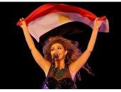 ميريام فارس فى ذكرى حرب أكتوبر: بحب مصر