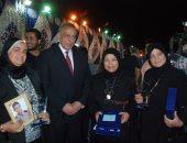 الجيزة تكرم أسر شهداء الجيش والشرطة فى ذكرى انتصارات 6 أكتوبر