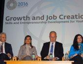 وزيرة التعاون الدولى: البطالة أكثر التحديات الاقتصادية التى تواجه الشباب