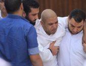 """بالفيديو.. قاضى """"فض اعتصام رابعة"""" يخلى سبيل متهم مصاب بالسرطان.. والتأجيل لـ1 نوفمبر"""