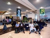 لا مكان لمبارك أو مرسى بينهم.. ننشر صور رؤساء مصر بقاعة احتفالية البرلمان