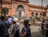 80 ألف مصرى وأجنبى يزورون المتاحف المصرية خلال شهر سبتمبر