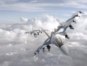 """""""سبوتنيك"""": الطائرات الروسية تعترض مقاتلتين إسرائيليتين فى شمال لبنان"""