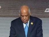 رئيس البرلمان: مصر شهدت تطورات سياسة وحراكا جماهيريا أسفر عن دستور جديد