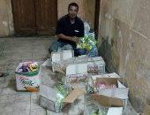 ضبط 1600 زجاجة عصير منتهية الصلاحية بالإسكندرية