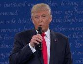 ترامب: سأوجه بإجراء محاكمة خاصة لهيلارى كلينتون حال فوزى بالرئاسة