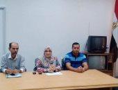 دورة عن السلامة والصحة المهنية بكلية العلوم جامعة القناه