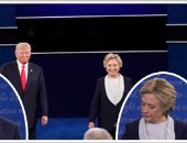 """غابت السياسات وحضرت الاتهامات.. الصحف العالمية تصف المناظرة الثانية بين هيلارى وترامب بـ""""غير المسبوقة"""".. """"CNN"""": قتال قذر.. الاستطلاعات الأمريكية ترجح كفة كلينتون.. و""""تيلجراف"""": دونالد """"مقاتل مجنون"""""""