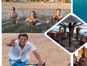 """بالصور.. كيف نحافظ على جنة جنوب سيناء؟.. دهب"""" نداهة تفيض """"ذوقًا ولطافة"""".. خبراء قطاع السياحة يقدمون نصائحهم ليكون المصرى سائحًا مرغوبًا فيه.. وأهالى مدينة الرمال الذهبية يعرضون 10 مطالب لتطويرها"""