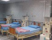 """وكيل """"صحة دمياط"""": الانتهاء من تطوير مستشفى الطوارىء بكفر سعد"""