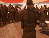 الجيش الإسرائيلى يطلق صافرات الإنذار قرب الحدود مع سوريا.