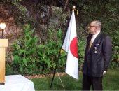 """سفير اليابان بالقاهرة يسلم وسام """"الشمس"""" لرئيس مستشفى """"الأنجلو أمريكان"""""""