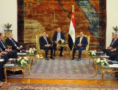 رئيس قبرص: مصر شريك محورى وركيزة أساسية لإرساء الاستقرار بالمنطقة